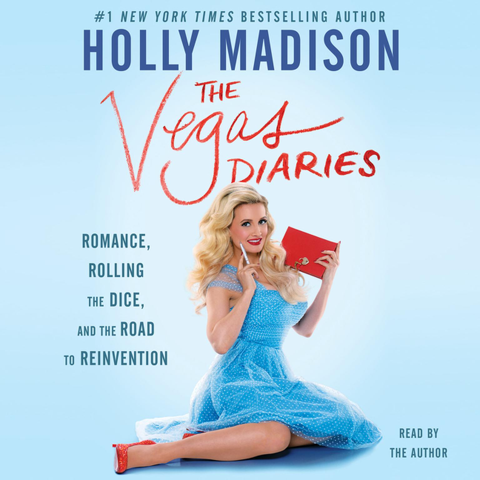 Printable The Vegas Diaries: Romance, Rolling the Dice, and the Road to Reinvention Audiobook Cover Art