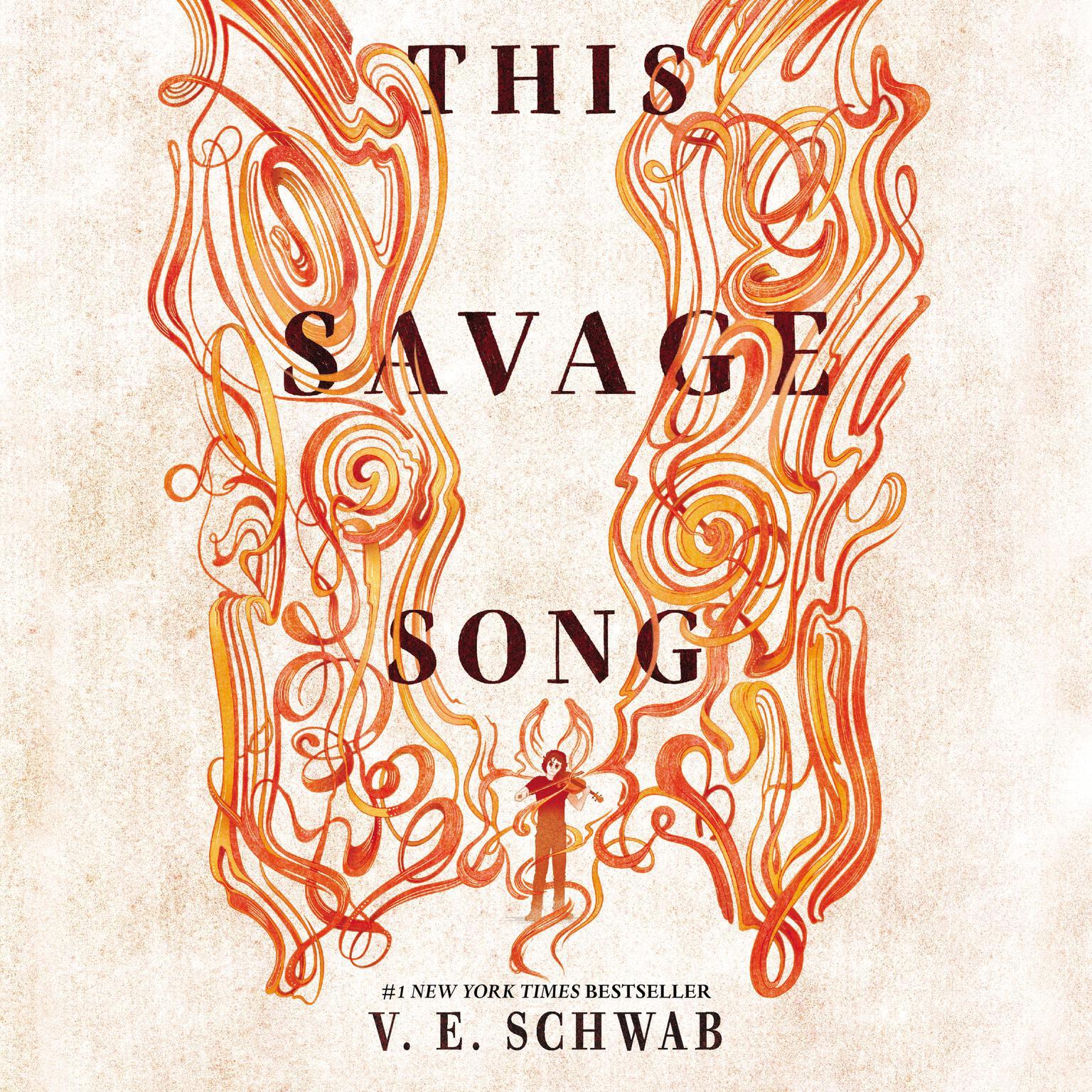 This Savage Song Audiobook, by Victoria Schwab