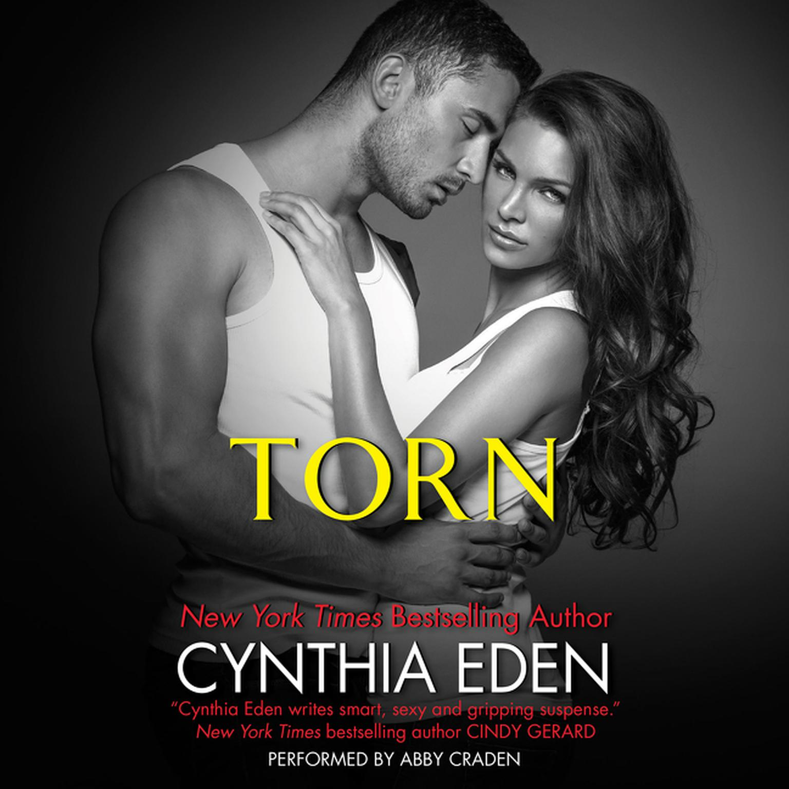 Printable Torn: LOST Series #4 Audiobook Cover Art