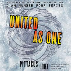 United as One Audiobook, by Pittacus Lore