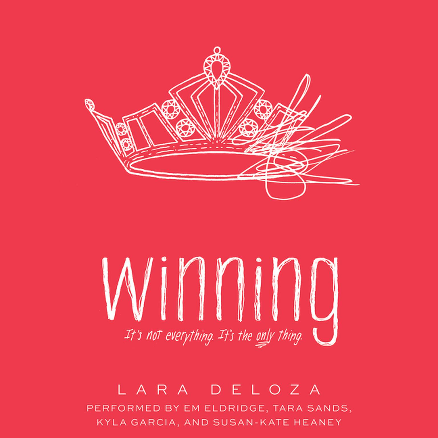 Printable Winning Audiobook Cover Art
