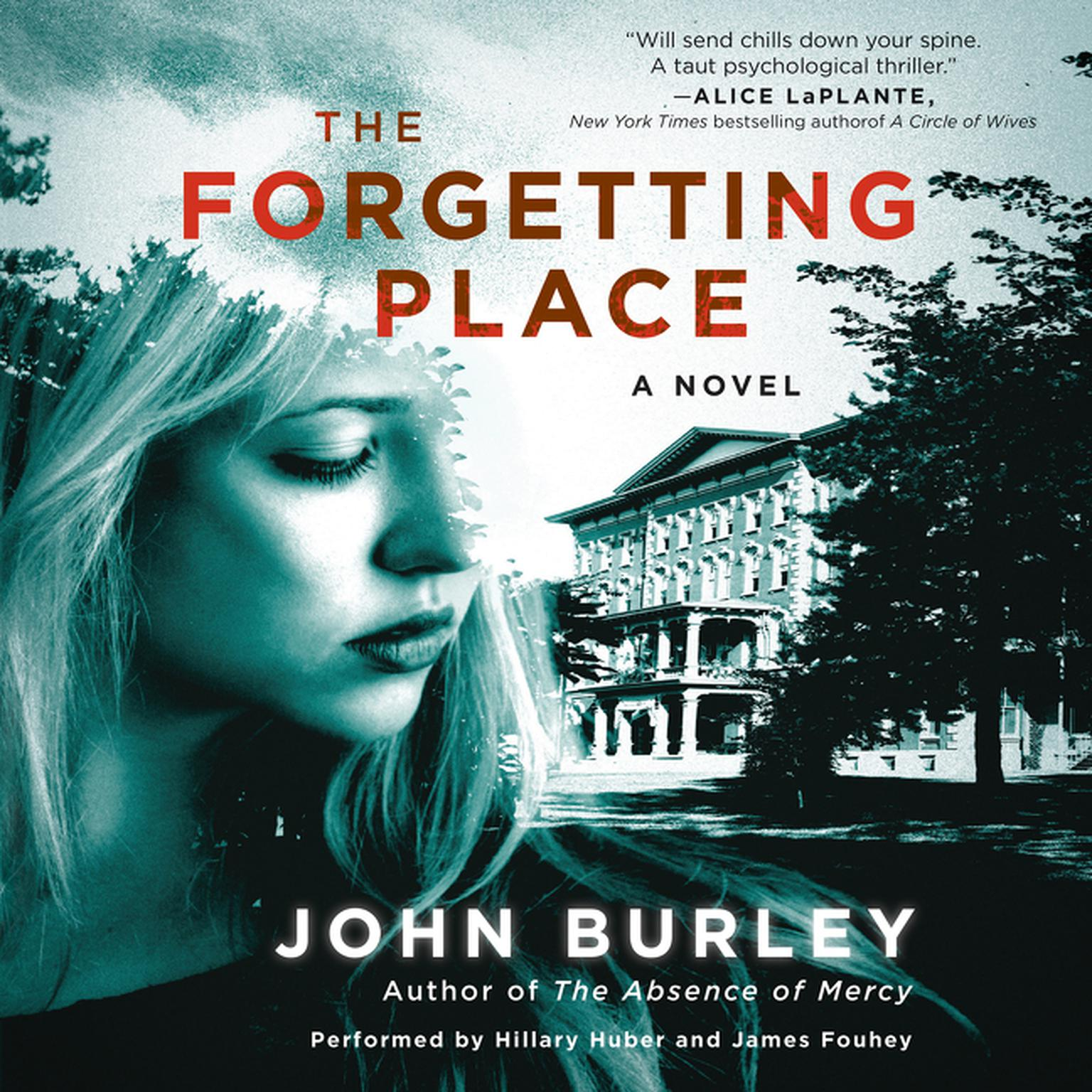 Printable The Forgetting Place: A Novel Audiobook Cover Art