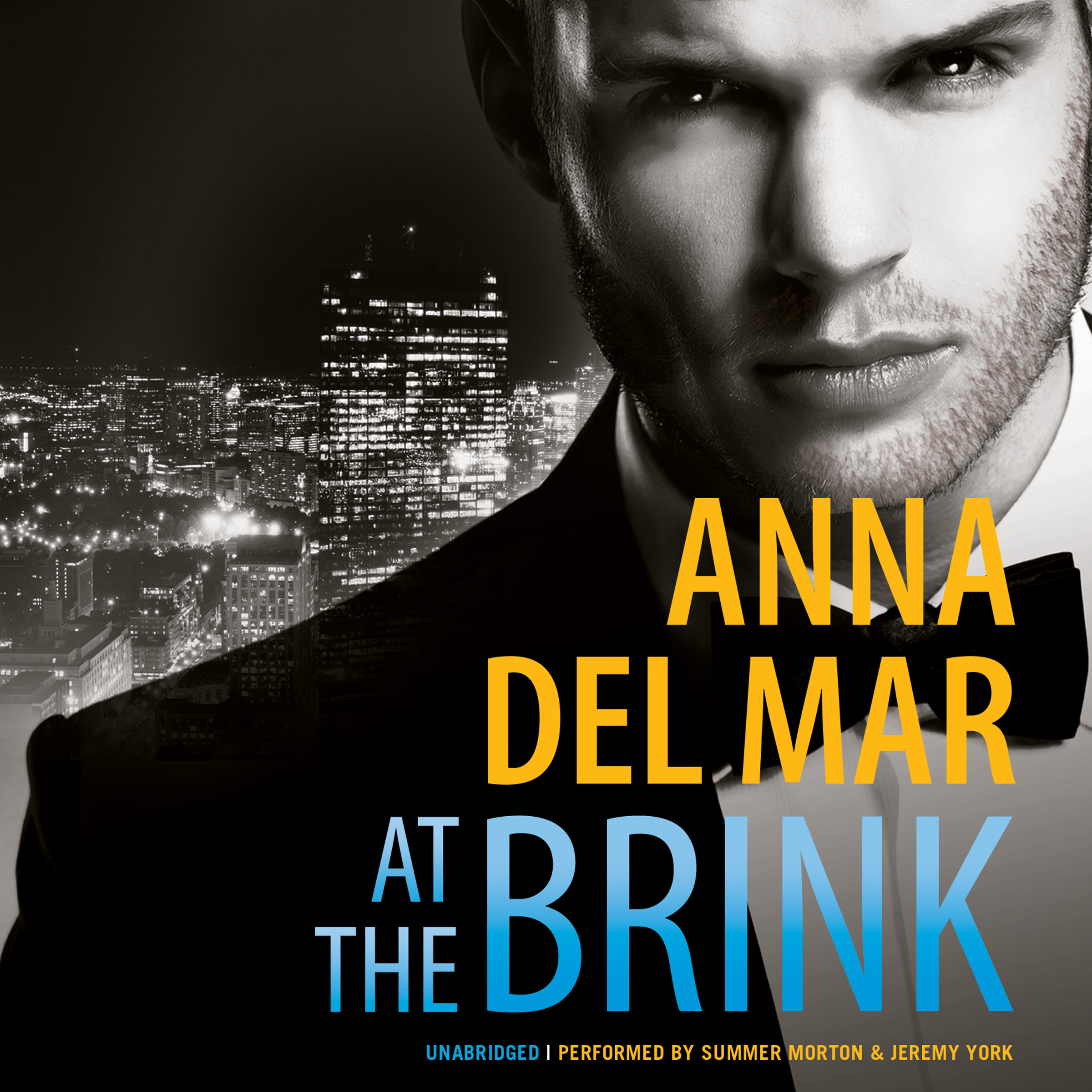 Printable At the Brink Audiobook Cover Art