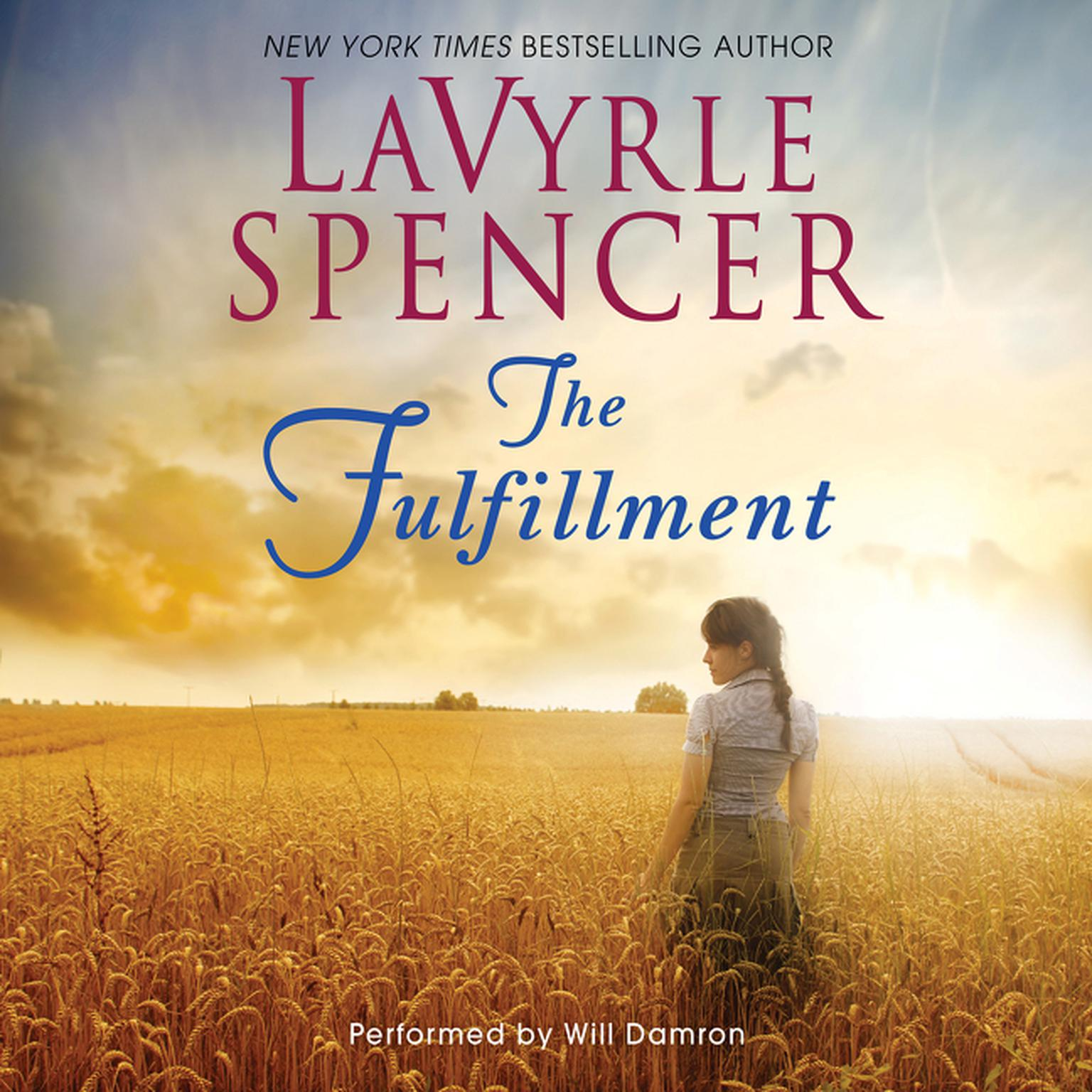 Printable The Fulfillment Audiobook Cover Art