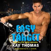 Easy Target: An Elite Ops Novel, by Kay Thomas