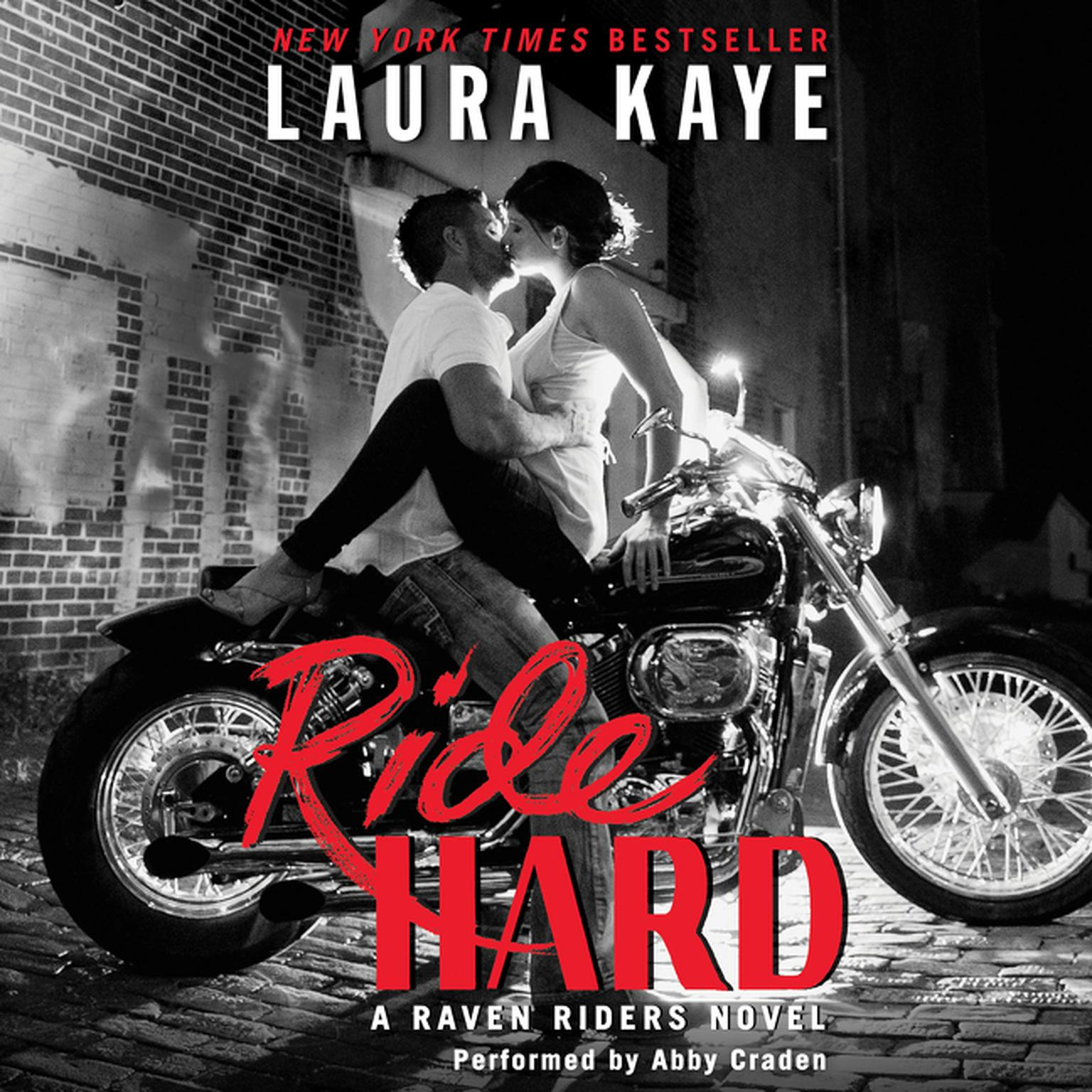 Printable Ride Hard: A Raven Riders Novel Audiobook Cover Art