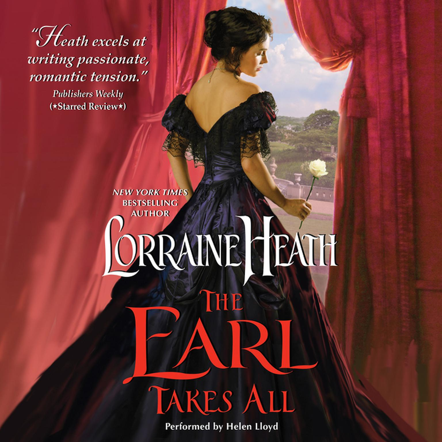 Printable The Earl Takes All Audiobook Cover Art