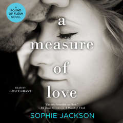 A Measure of Love Audiobook, by Sophie Jackson