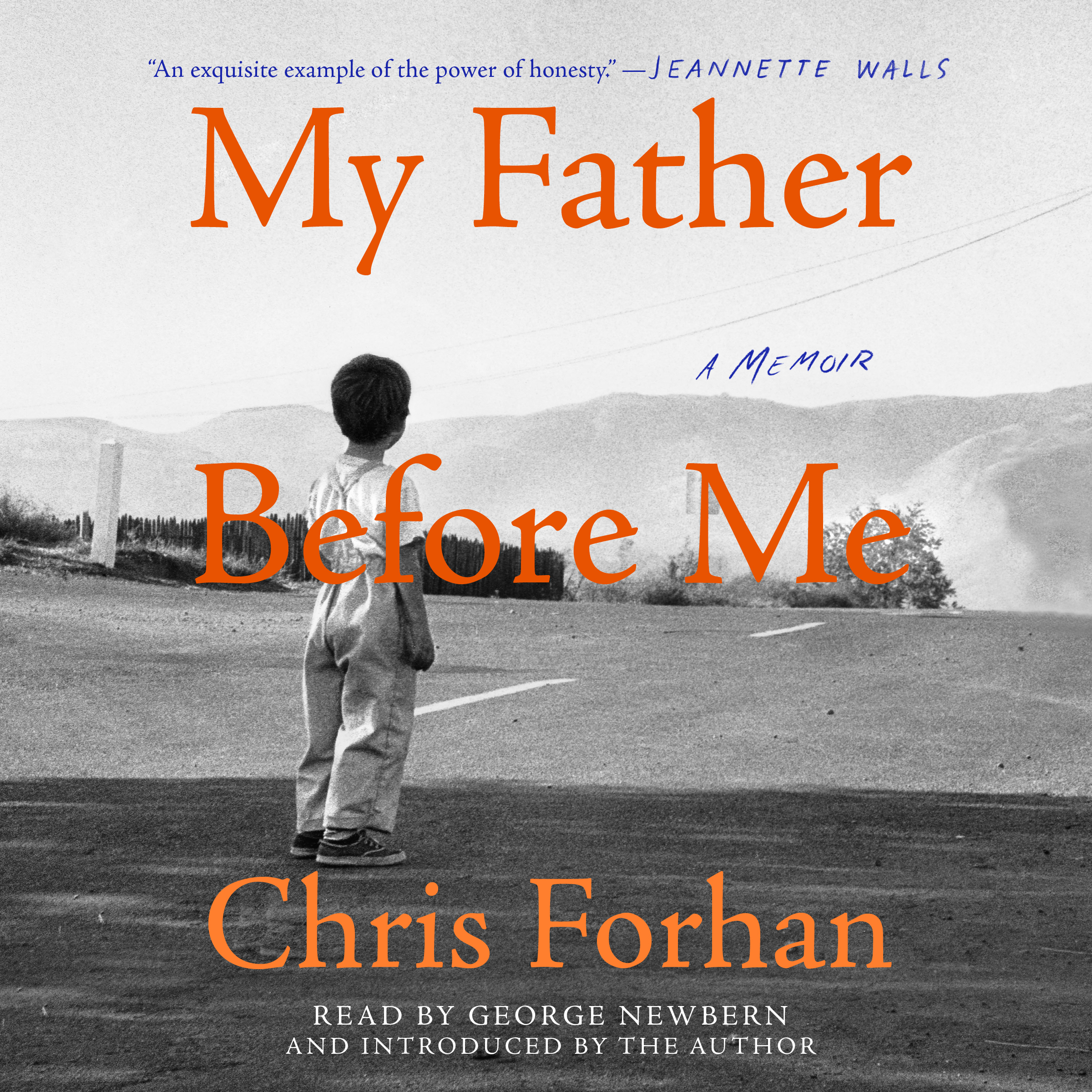 Printable My Father Before Me: A Memoir Audiobook Cover Art