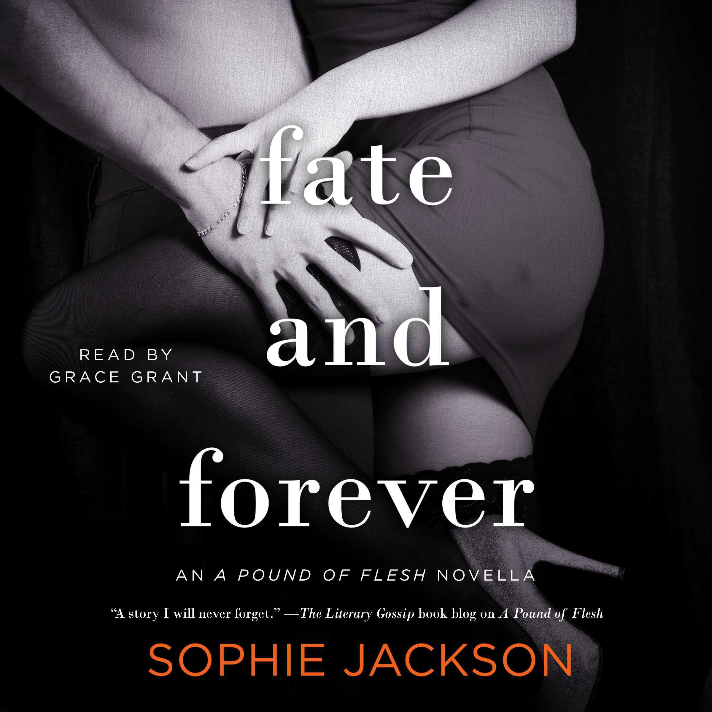 Printable Fate and Forever Audiobook Cover Art