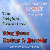 The Original Dramatized King James—Psalms & Proverbs Audiobook, by various narrators