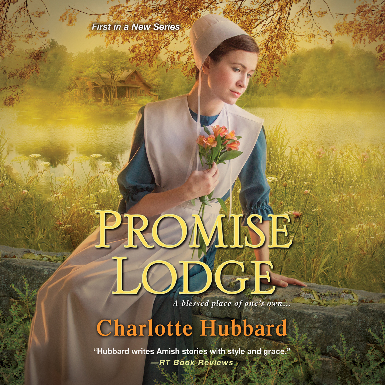 Printable Promise Lodge Audiobook Cover Art