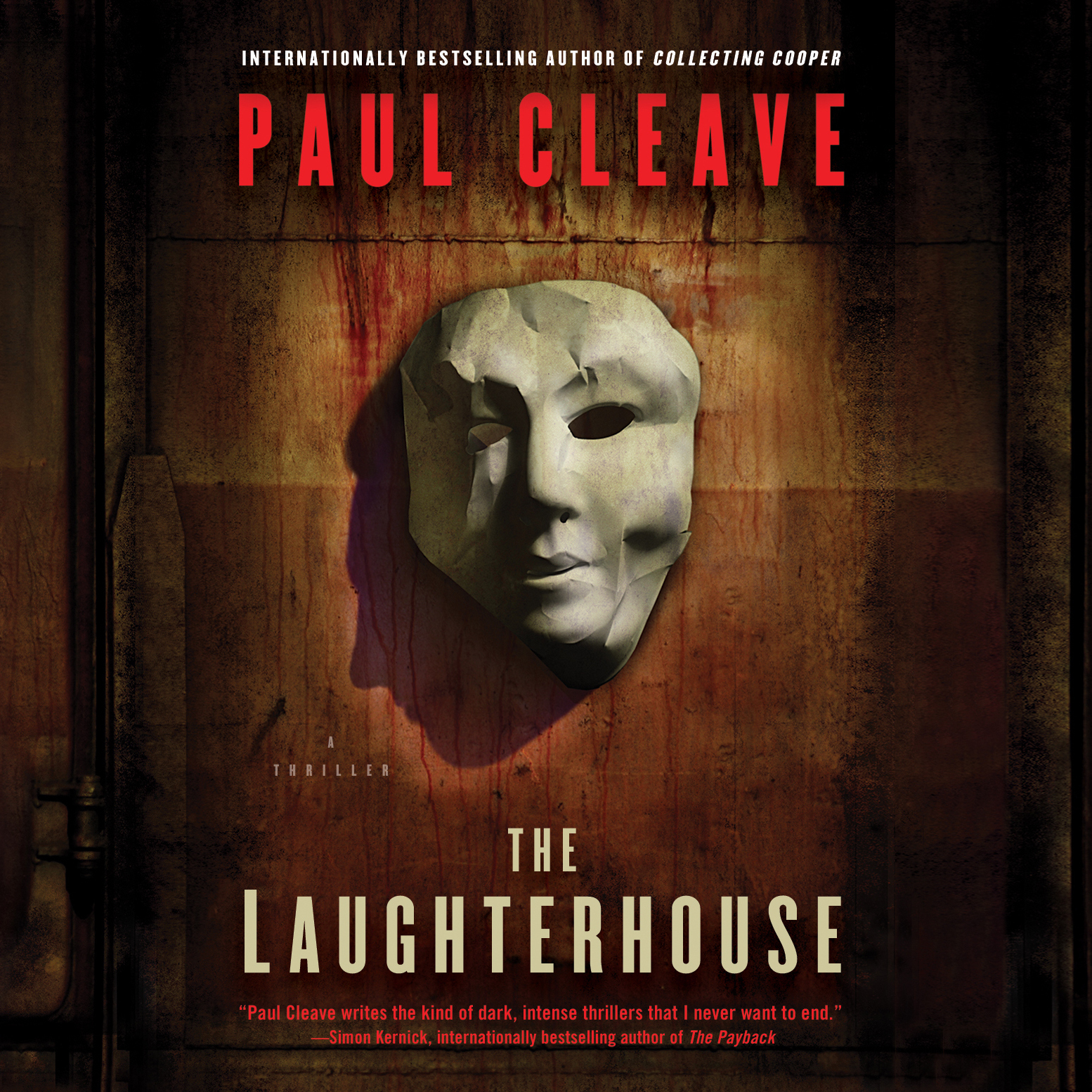 Printable The Laughterhouse Audiobook Cover Art