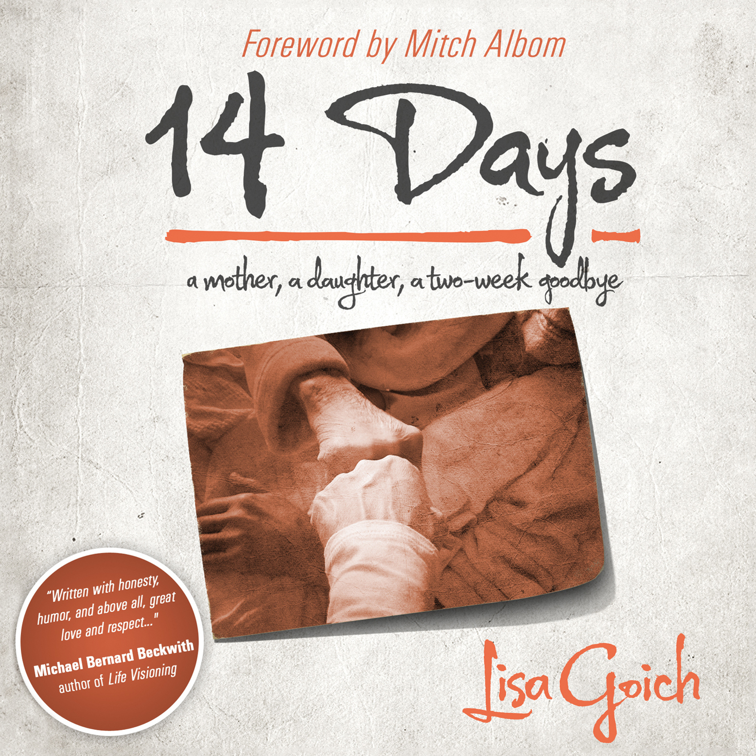 Printable 14 Days : A Mother, a Daughter, a Two Week Goodbye Audiobook Cover Art