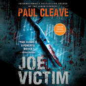 Joe Victim, by Paul Cleave