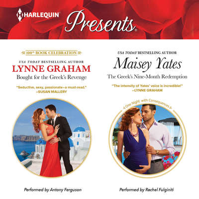 Bought for the Greek's Revenge & The Greek's Nine-Month Redemption Audiobook, by