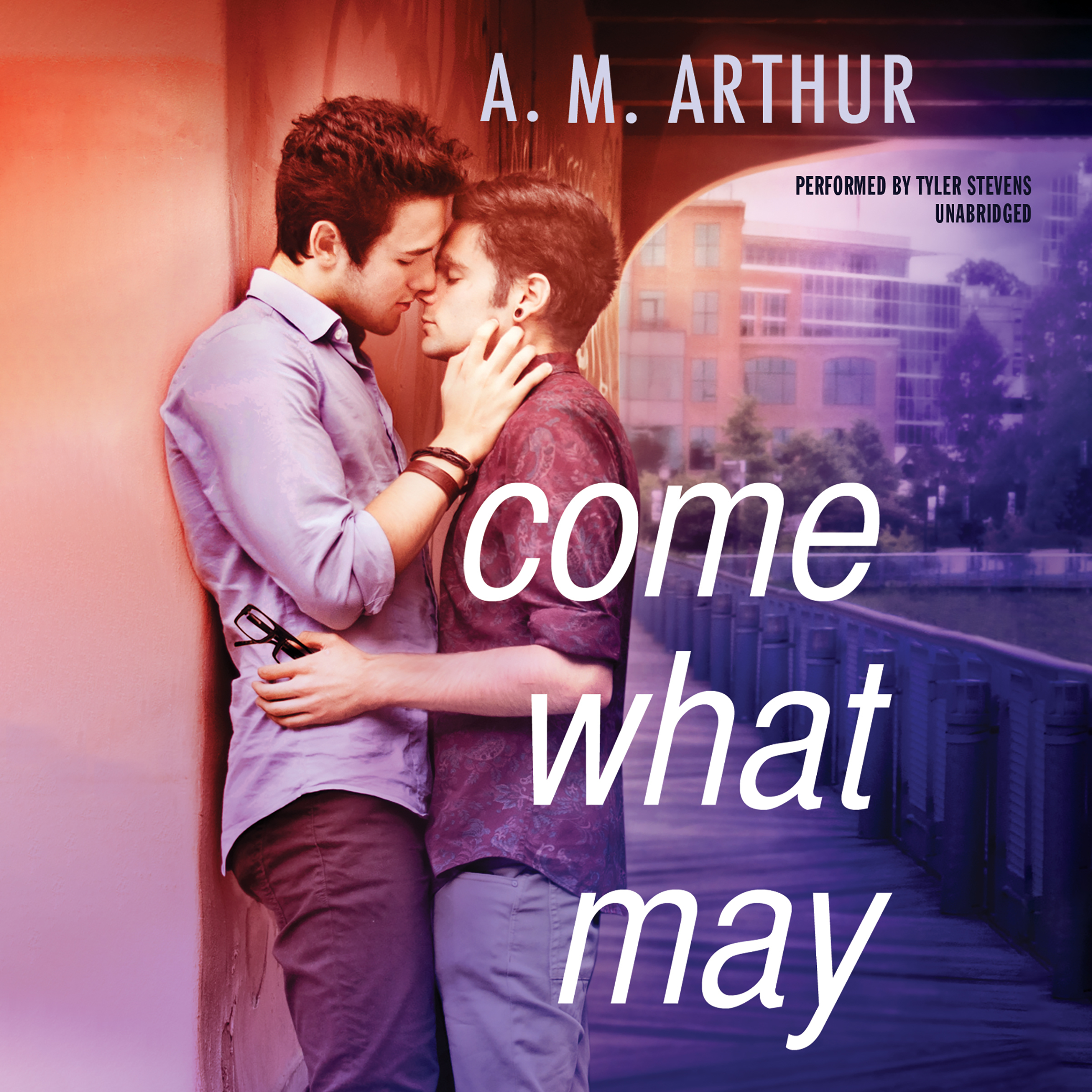 Printable Come What May Audiobook Cover Art