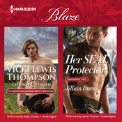 Cowboy Untamed & Her SEAL Protector Audiobook, by Vicki Lewis Thompson