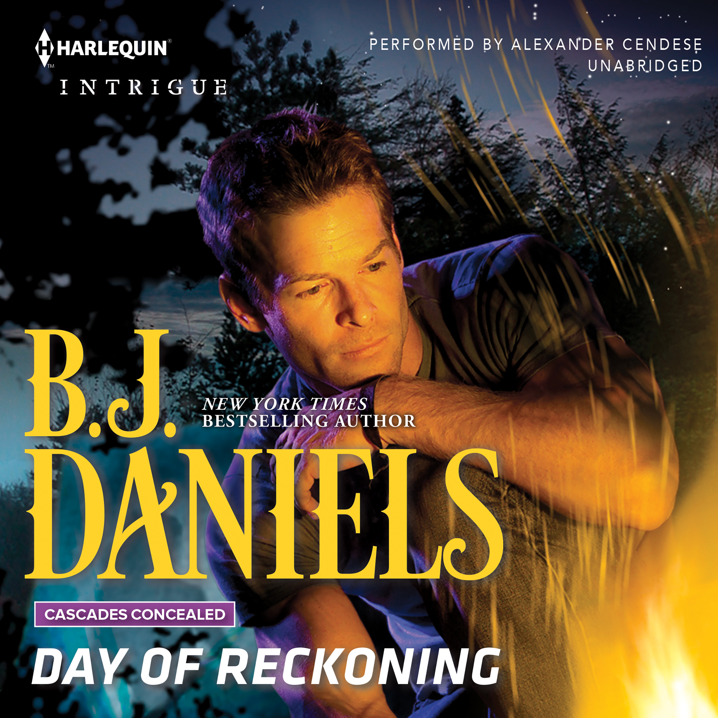 Printable Day of Reckoning Audiobook Cover Art
