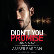 Didn't You Promise Audiobook, by Amber Bardan