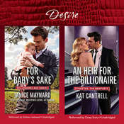 For Baby's Sake & An Heir for the Billionaire Audiobook, by Janice Maynard