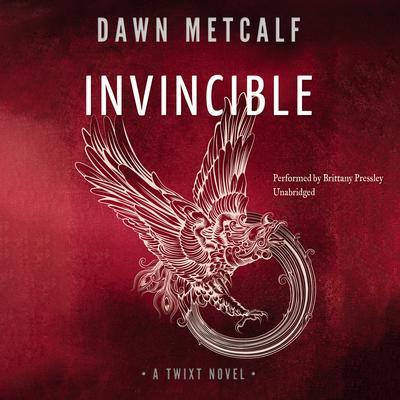 Invincible: A Twixt Novel Audiobook, by Dawn Metcalf