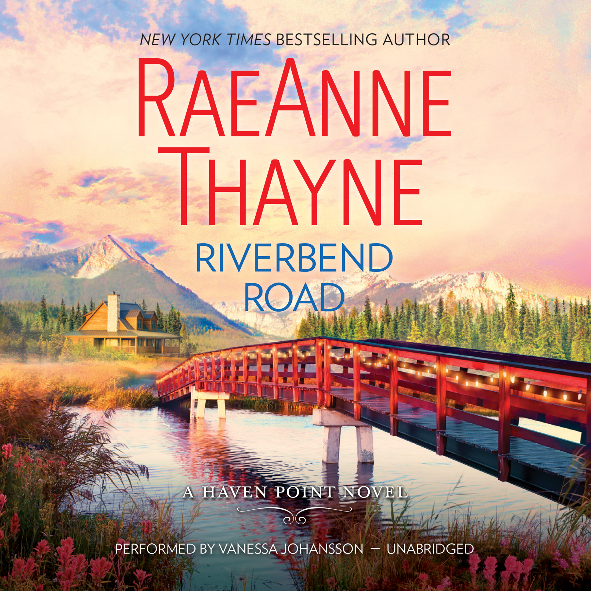 Printable Riverbend Road: Haven Point, #4 Audiobook Cover Art