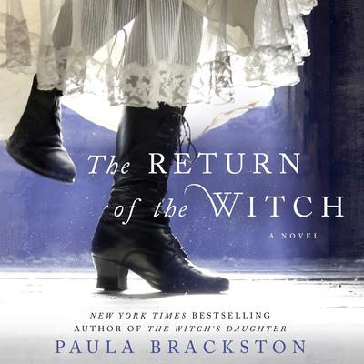 The Return of the Witch: A Novel Audiobook, by P. J. Brackston