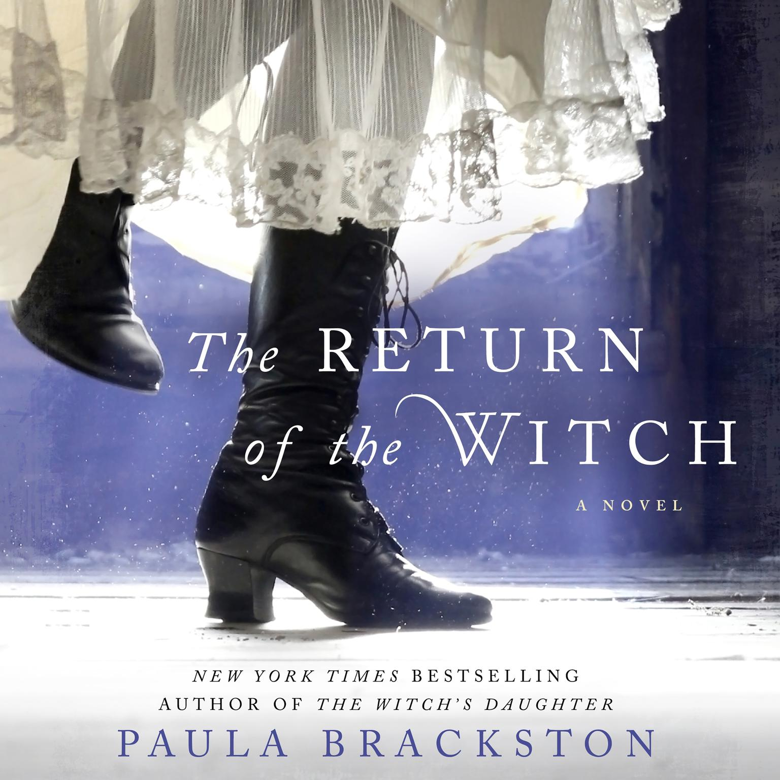 Printable The Return of the Witch: A Novel Audiobook Cover Art