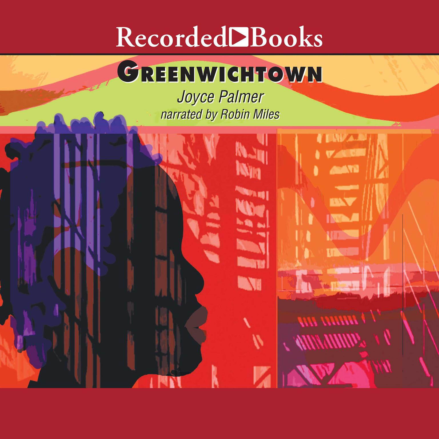 Printable Greenwichtown Audiobook Cover Art