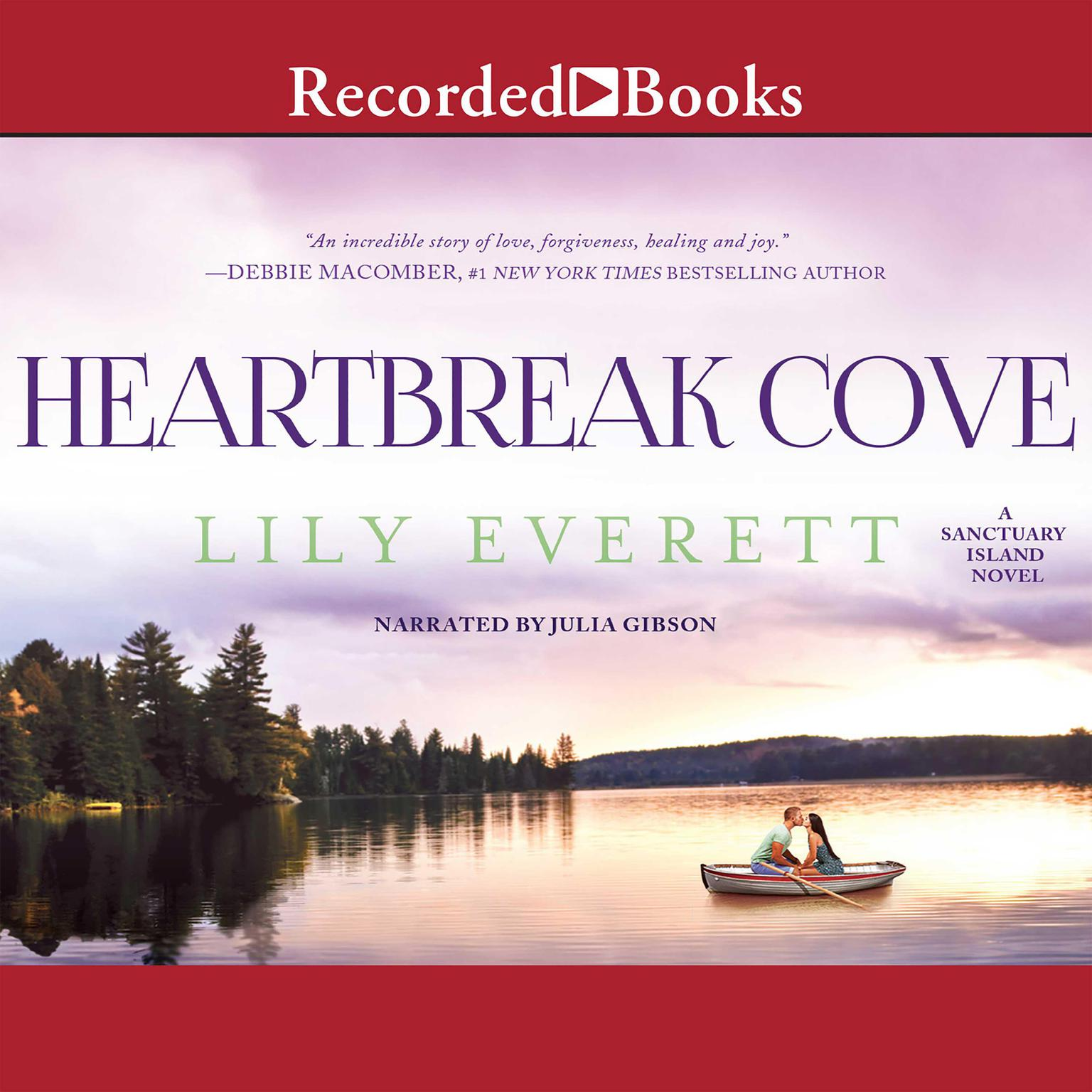 Printable Heartbreak Cove Audiobook Cover Art