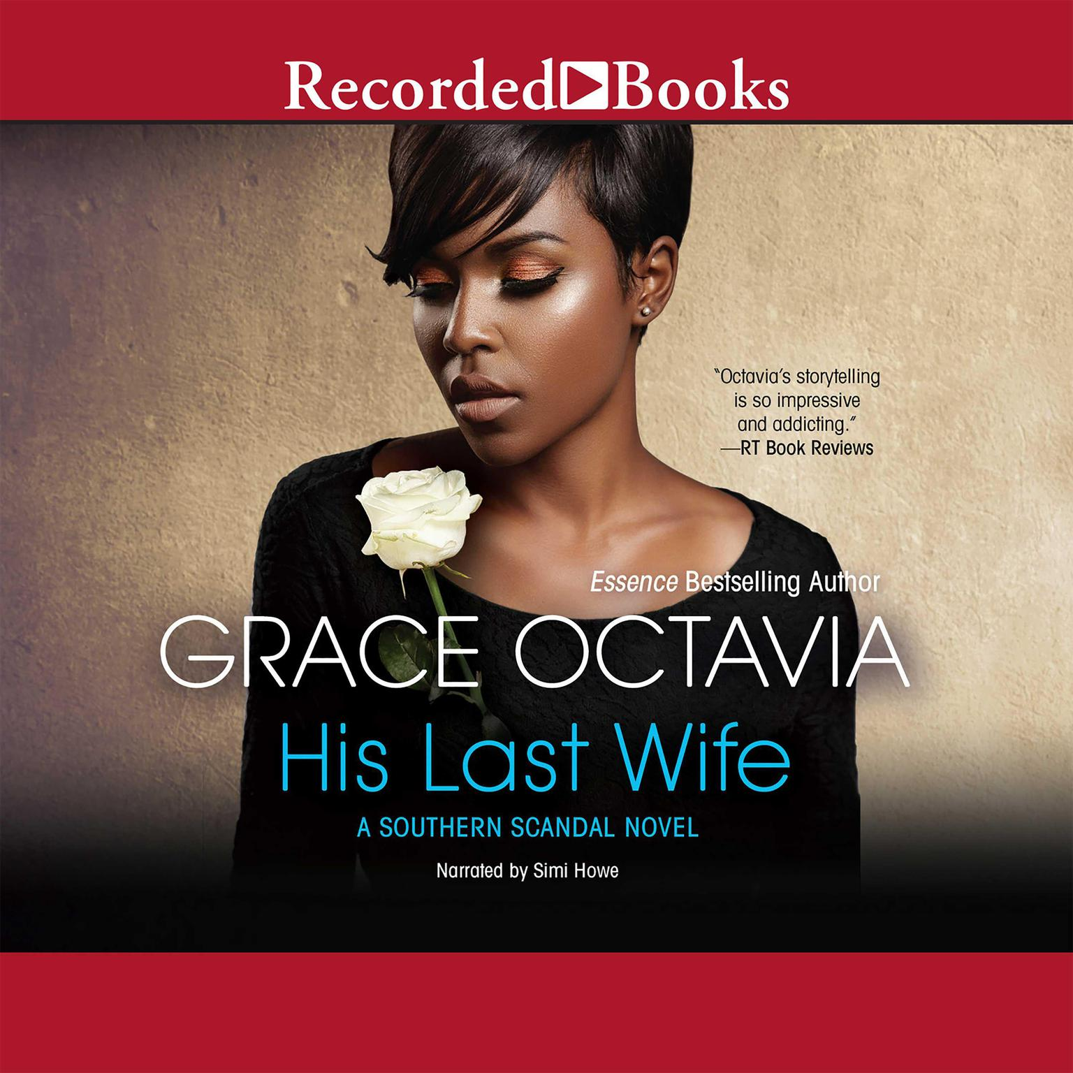 Printable His Last Wife Audiobook Cover Art