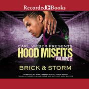 Hood Misfits, Volume 2 Audiobook, by Brick, Storm