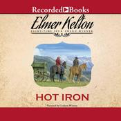 Hot Iron Audiobook, by Elmer Kelton