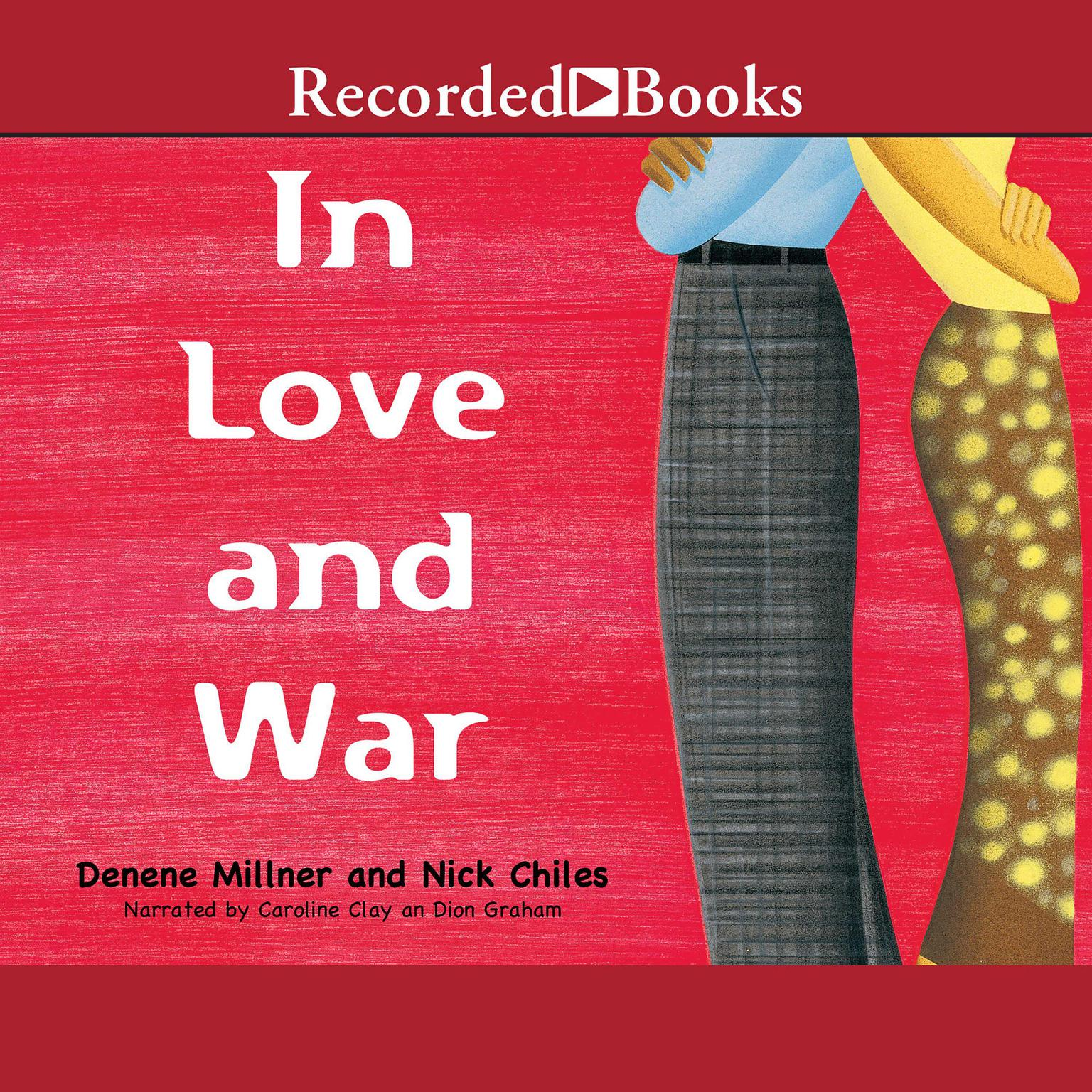 Printable In Love and War Audiobook Cover Art