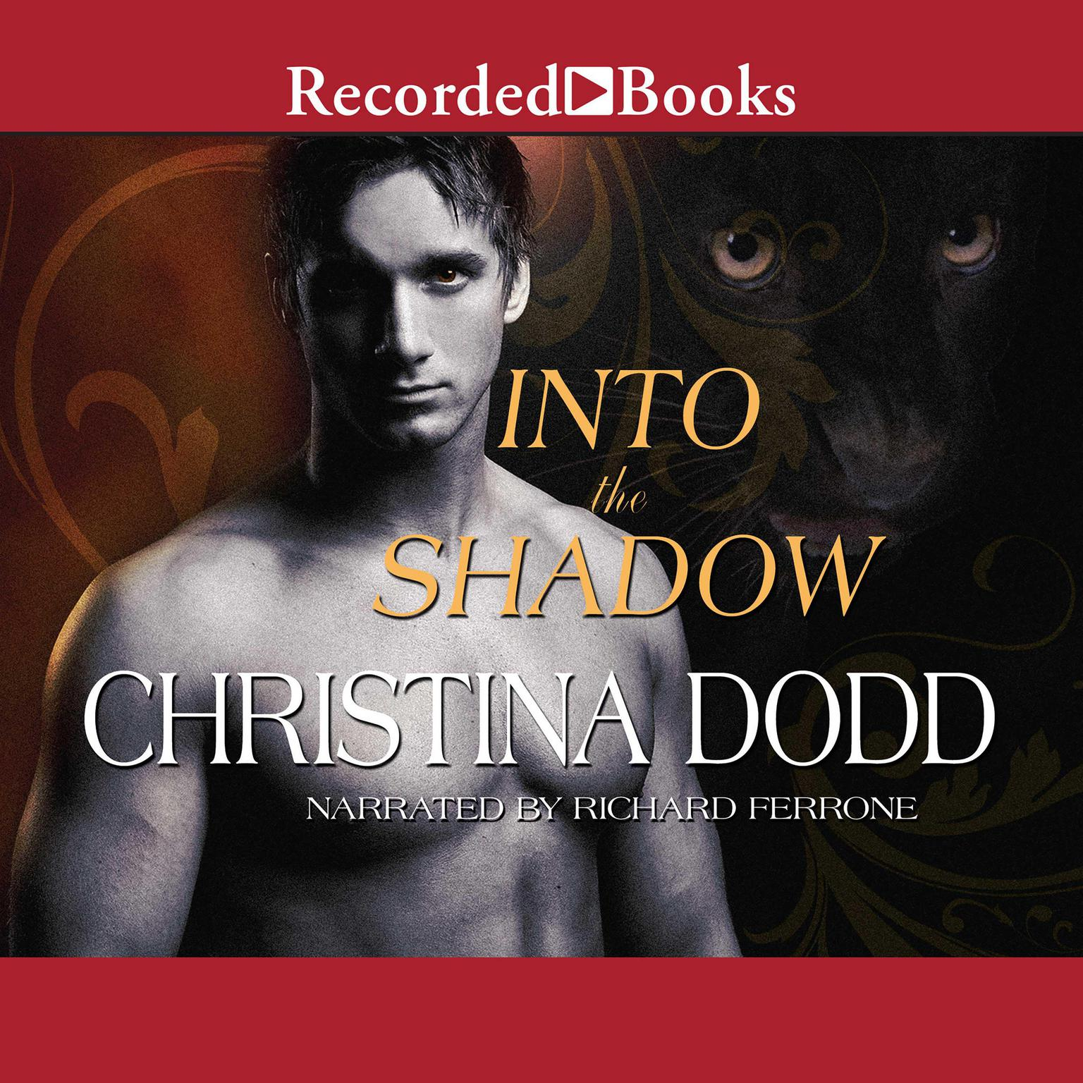 Printable Into the Shadow Audiobook Cover Art