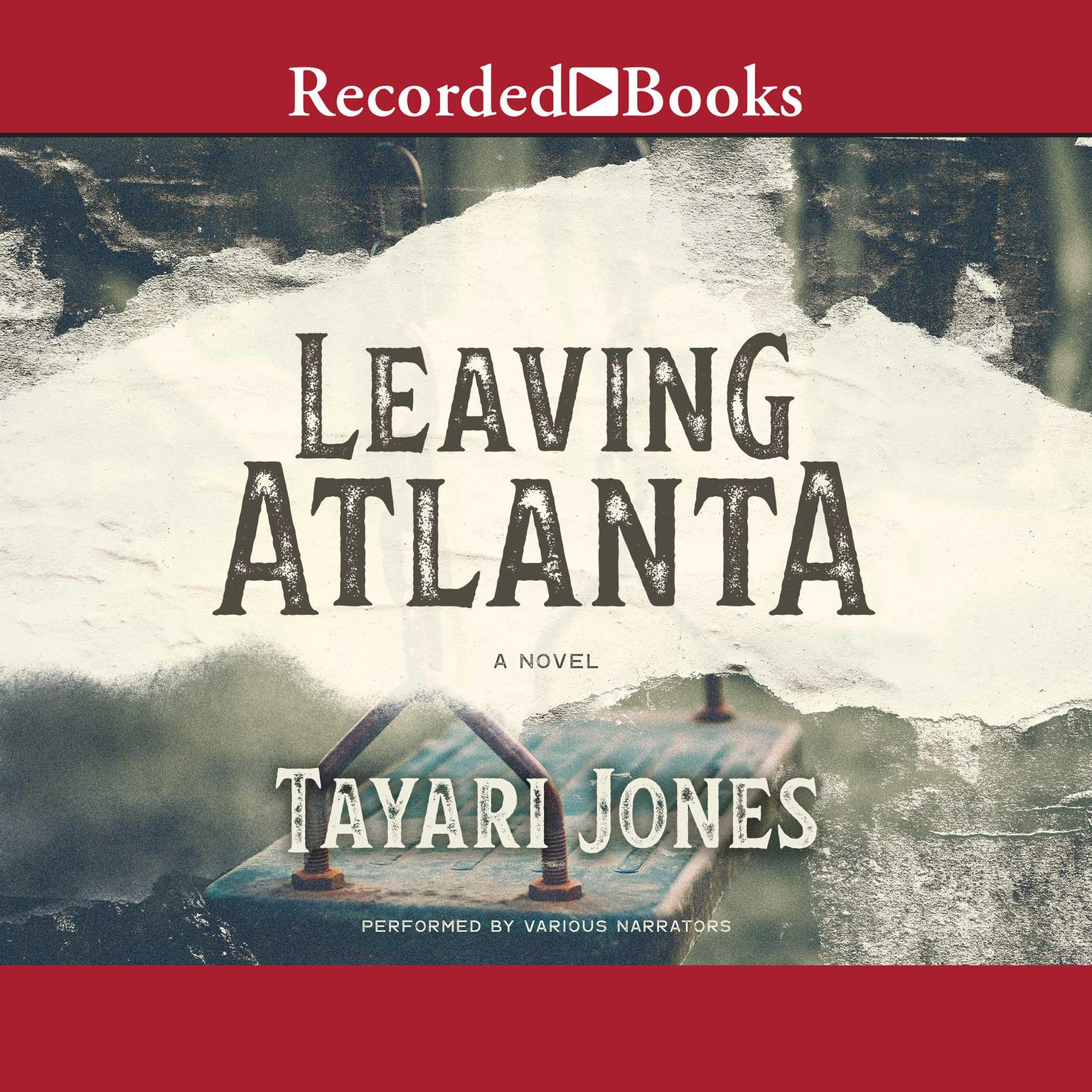 Printable Leaving Atlanta Audiobook Cover Art