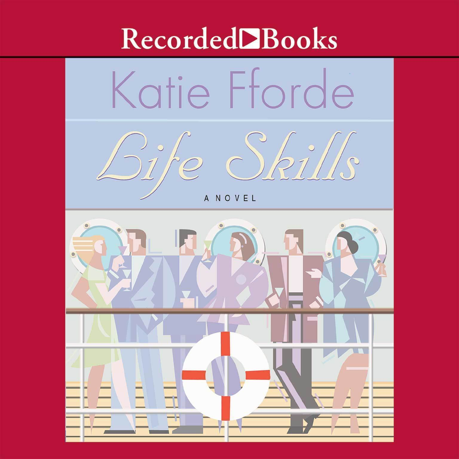 Printable Life Skills Audiobook Cover Art