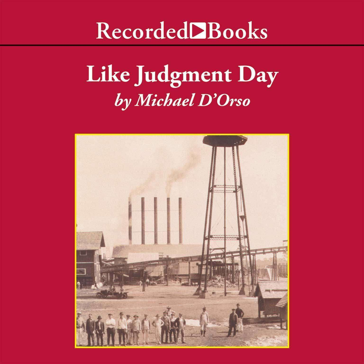 Like Judgment Day: The Ruin and Redemption of a Town Called Rosewood Audiobook, by Michael D'Orso