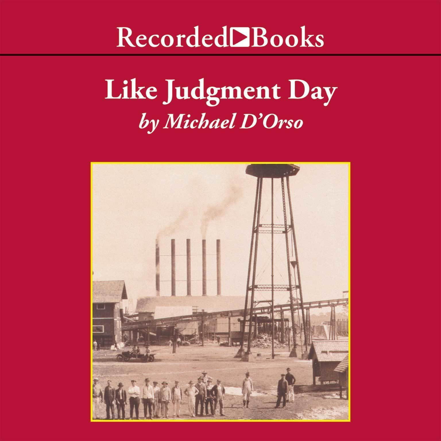 Printable Like Judgment Day: The Ruin and Redemption of a Town Called Rosewood Audiobook Cover Art