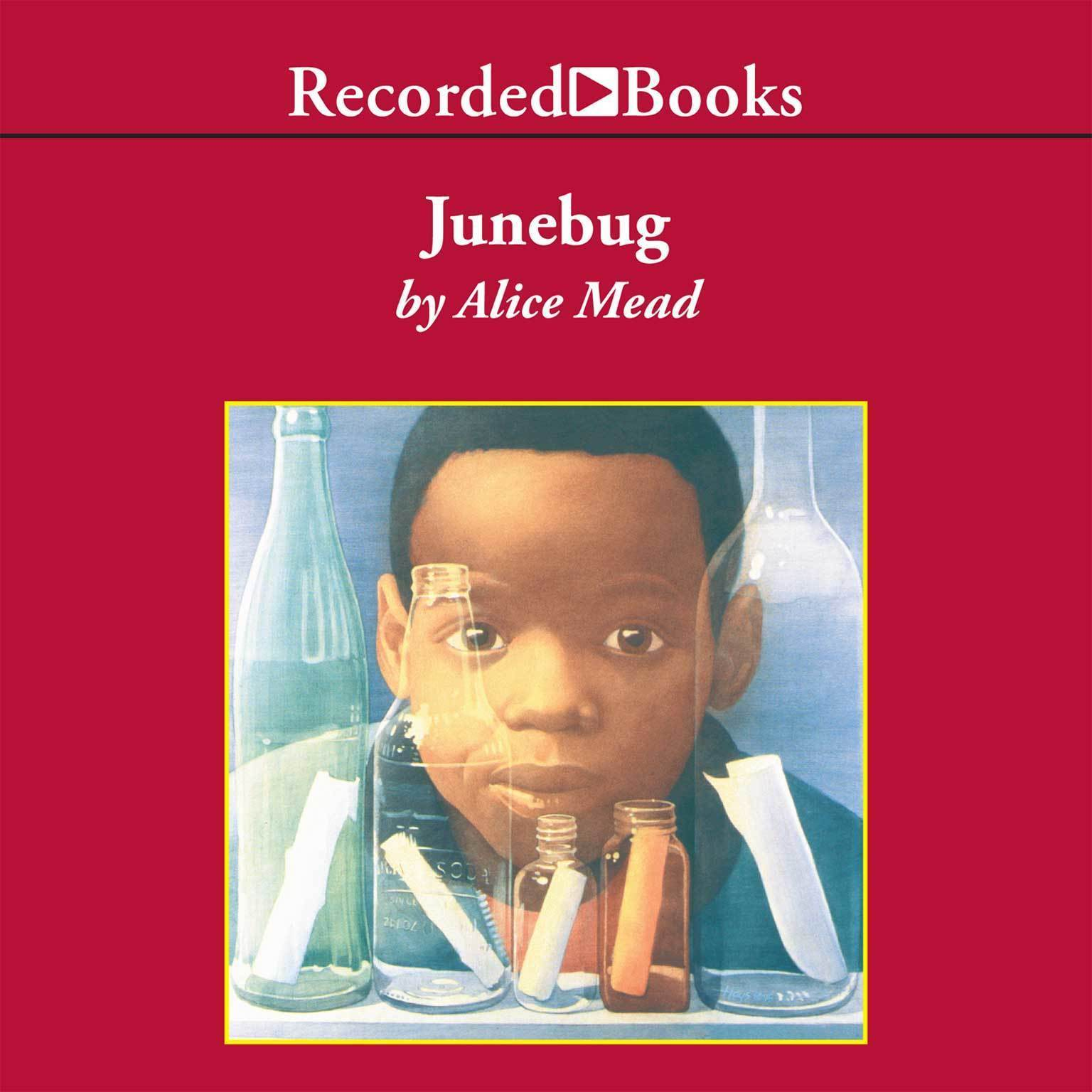 Printable Junebug Audiobook Cover Art