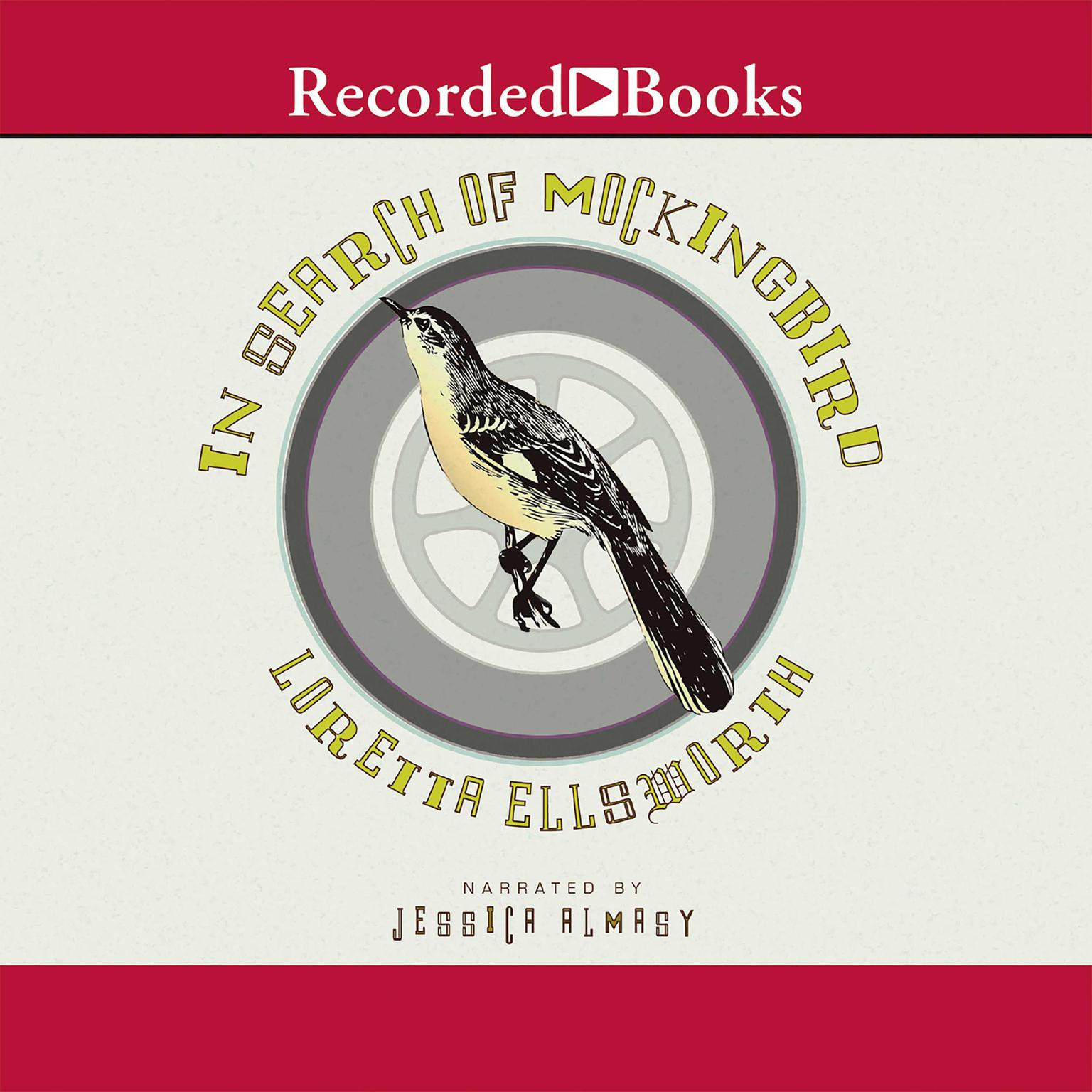 Printable In Search of Mockingbird Audiobook Cover Art