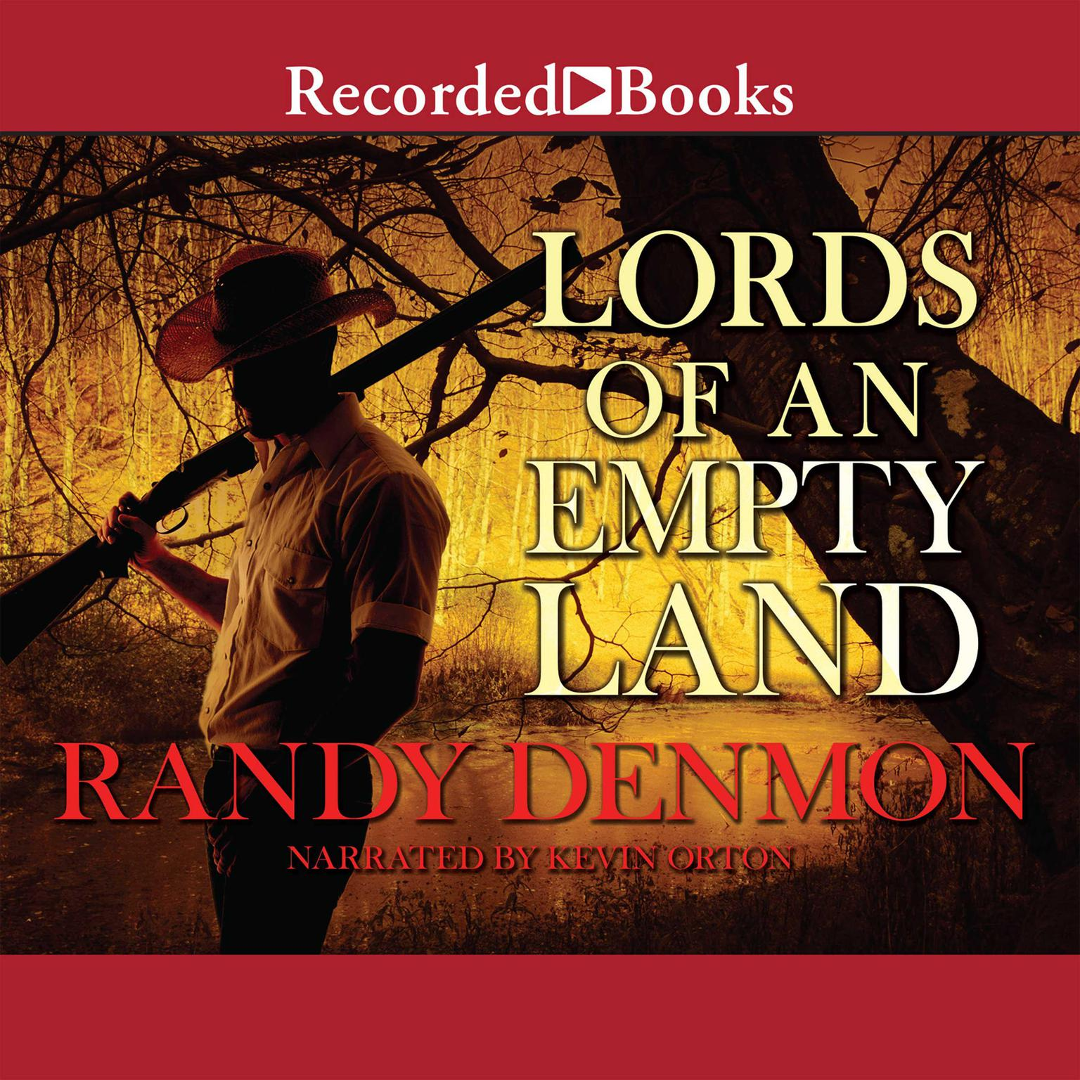 Printable Lords of an Empty Land Audiobook Cover Art