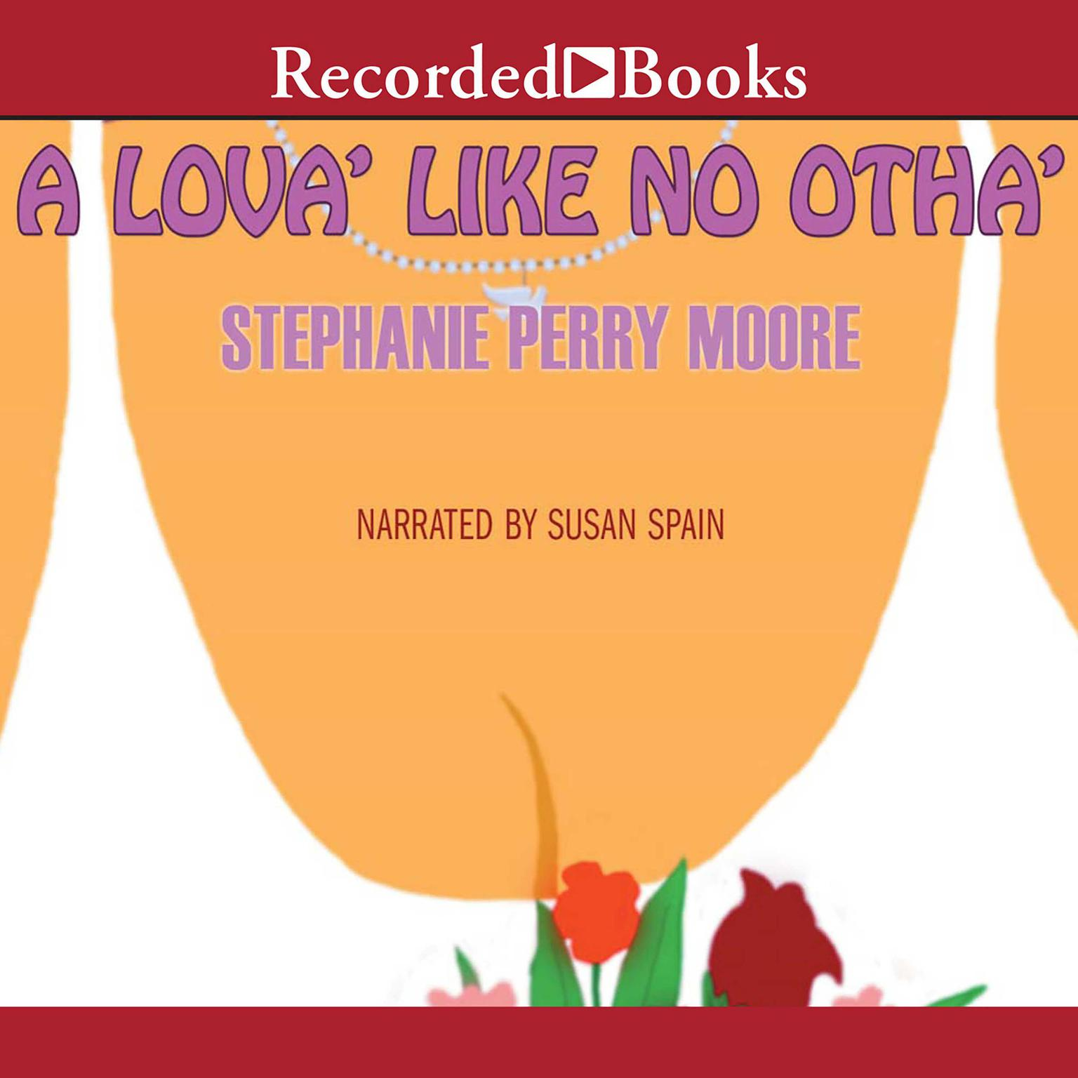 Printable A Lova' like No Otha' Audiobook Cover Art