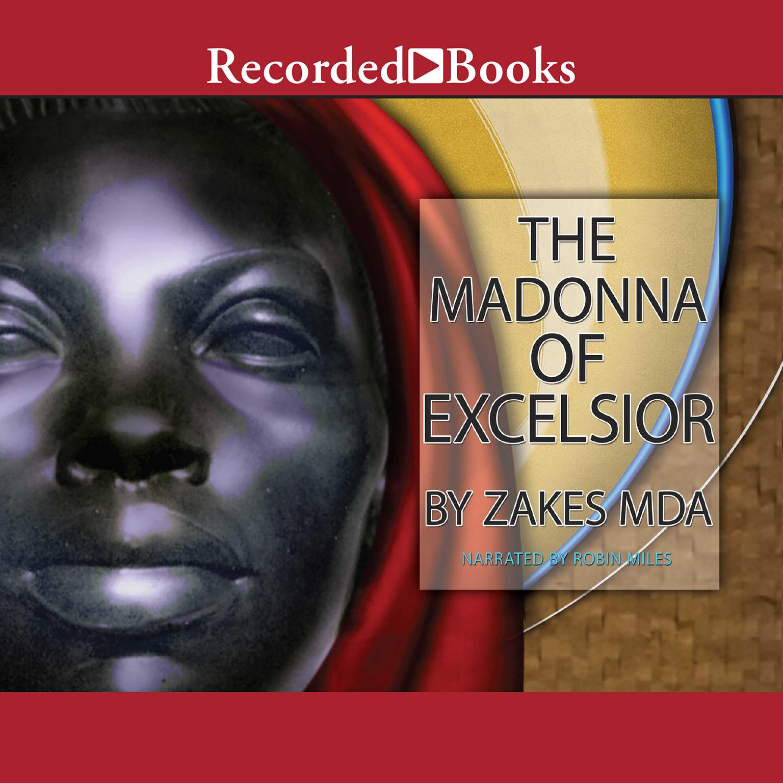 Printable The Madonna of Excelsior Audiobook Cover Art