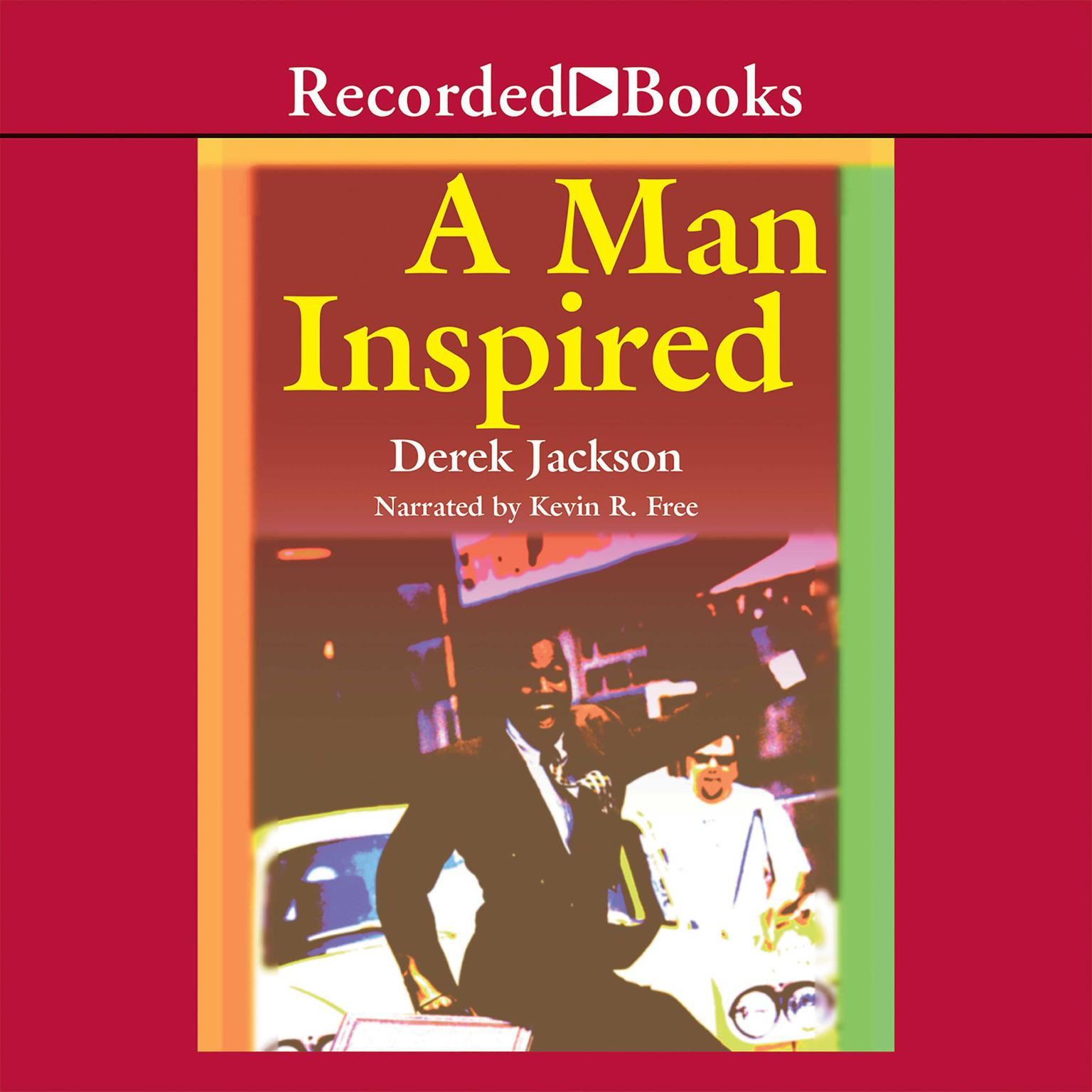 Printable A Man Inspired Audiobook Cover Art