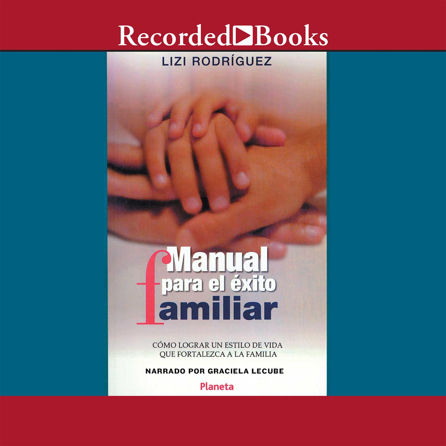 Printable Manual para el exito familiar Audiobook Cover Art