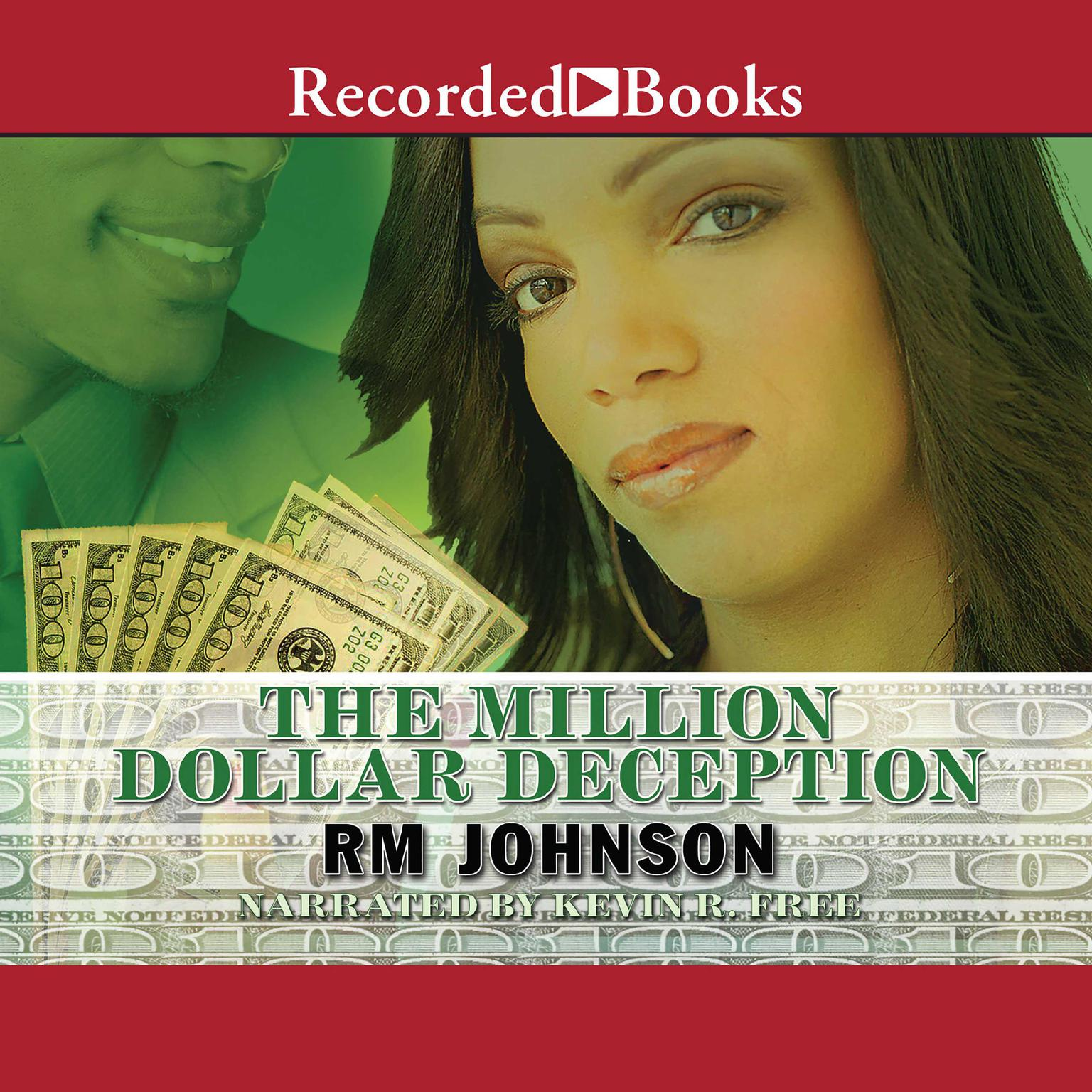 Printable The Million Dollar Deception Audiobook Cover Art