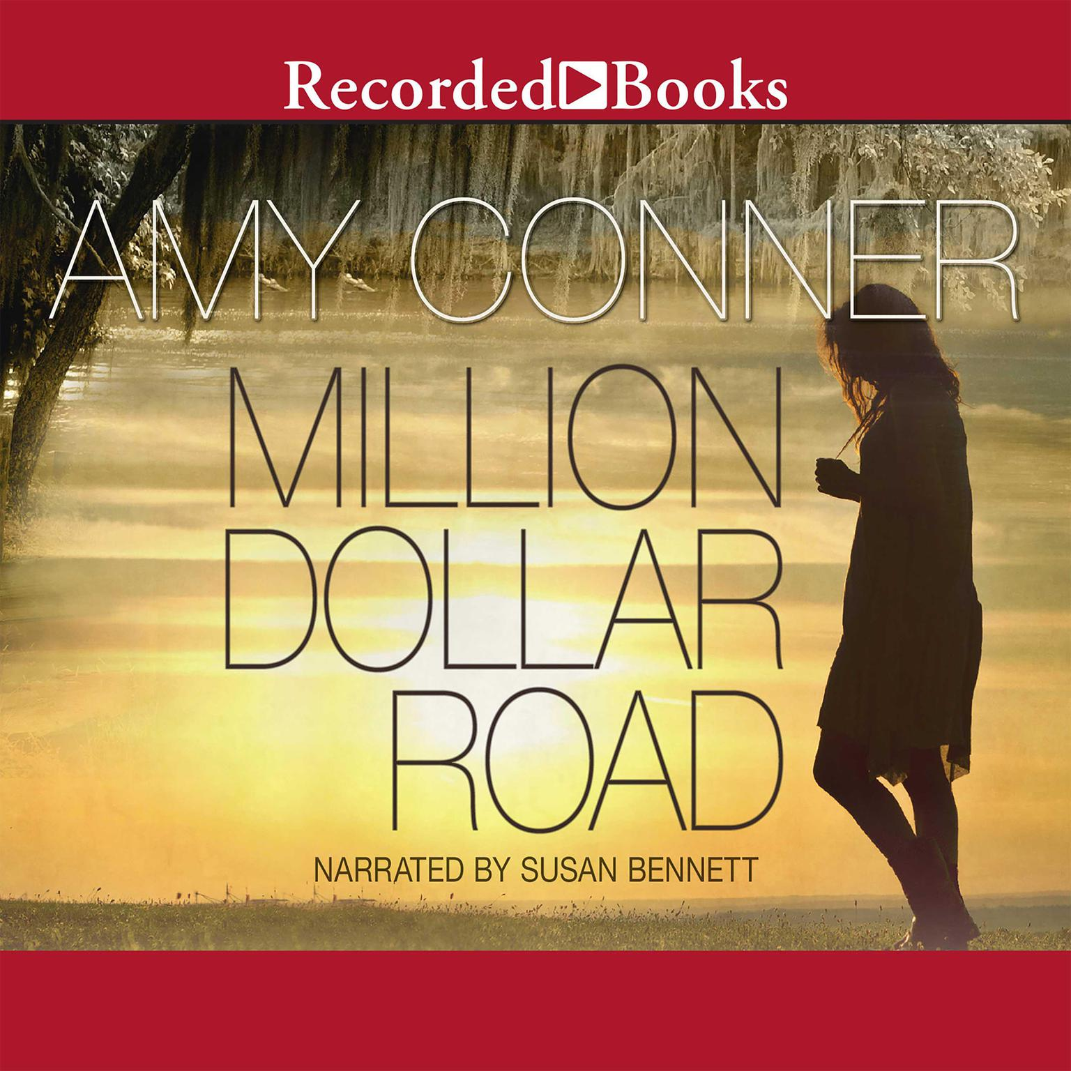 Printable Million Dollar Road Audiobook Cover Art