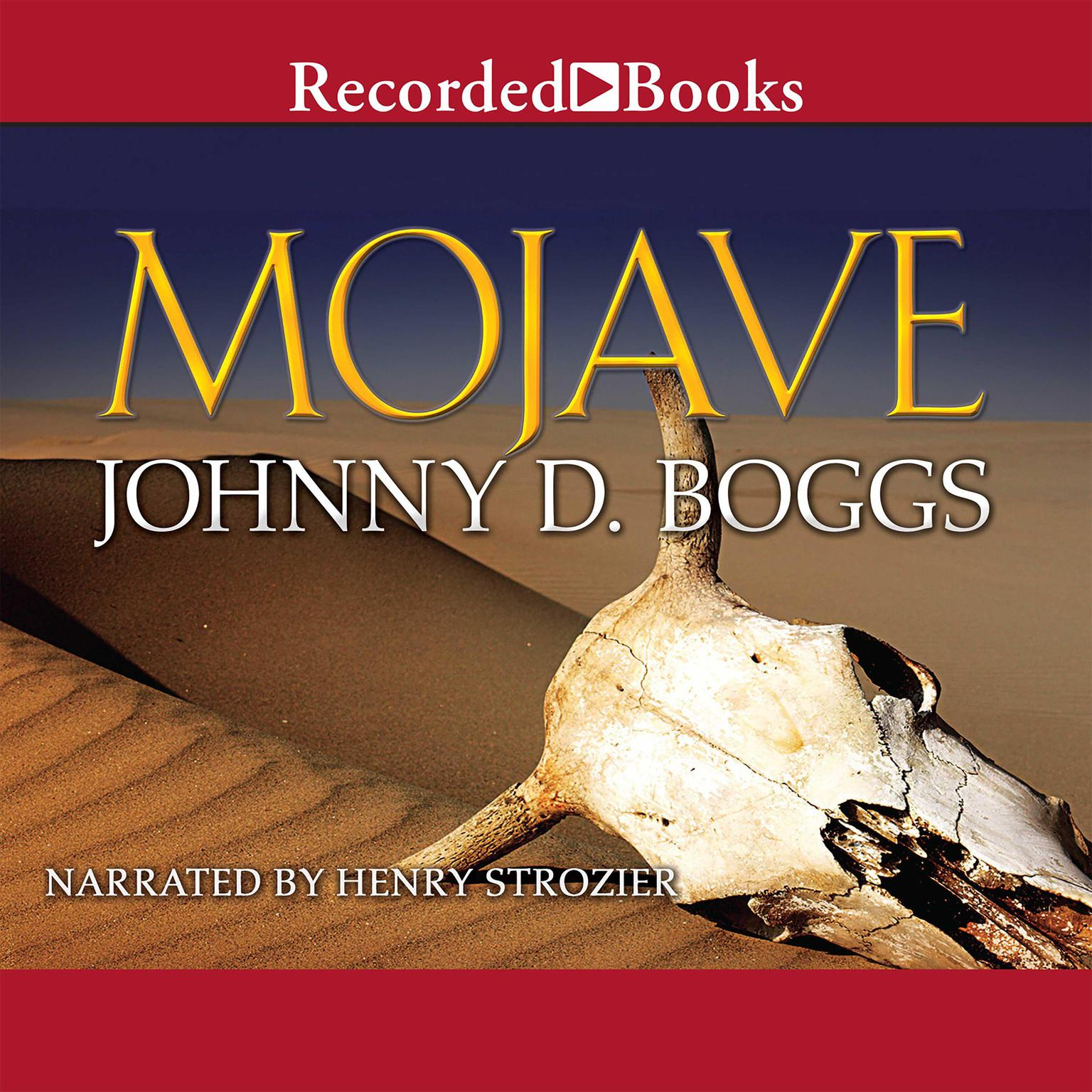 Printable Mojave Audiobook Cover Art